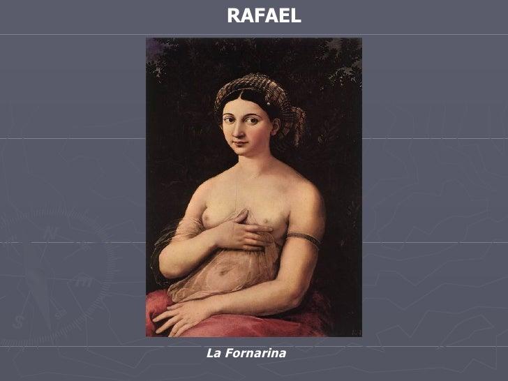 RAFAEL La Fornarina