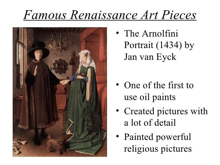 renaissance art  11 famous renaissance art