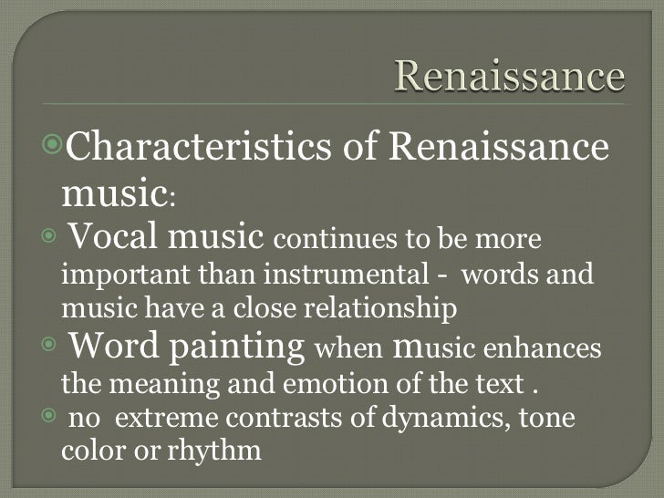"characteristics in music essay The characteristics of the music of the who can be described (""musical characteristics admission/application essay ""musical characteristics admission."