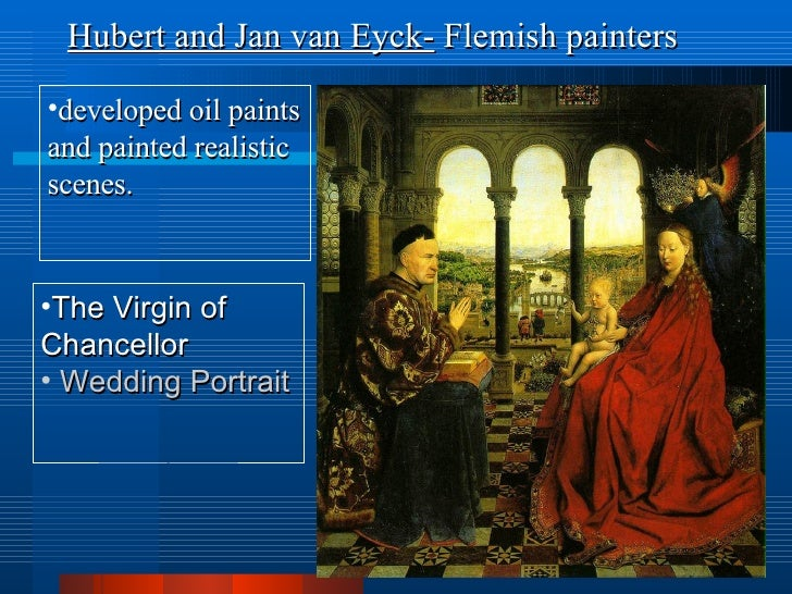 "biography of the dutch painter courtier and diplomat jan van eyck ""jan van eyck was the greatest artist of the early netherlands school he held high positions throughout his career, including court painter and diplomat in bruges so outstanding was his skill as an oil painter that the invention of the medium was at one time attributed to him, with his brother hubert, also a painter."