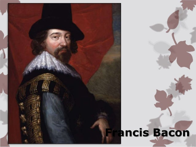 Works by Francis Bacon