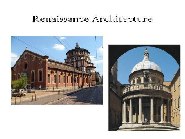 Santa Maria Delle Grazie 29 Renaissance Architecture