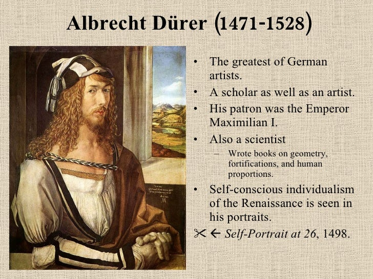 an analysis of the self portrait n a fur collared robe by albrecht durer Page of self-portrait in a fur-collared robe by dürer, albrecht in the web gallery of art, a searchable image collection and database of european painting, sculpture and architecture (700-1900.