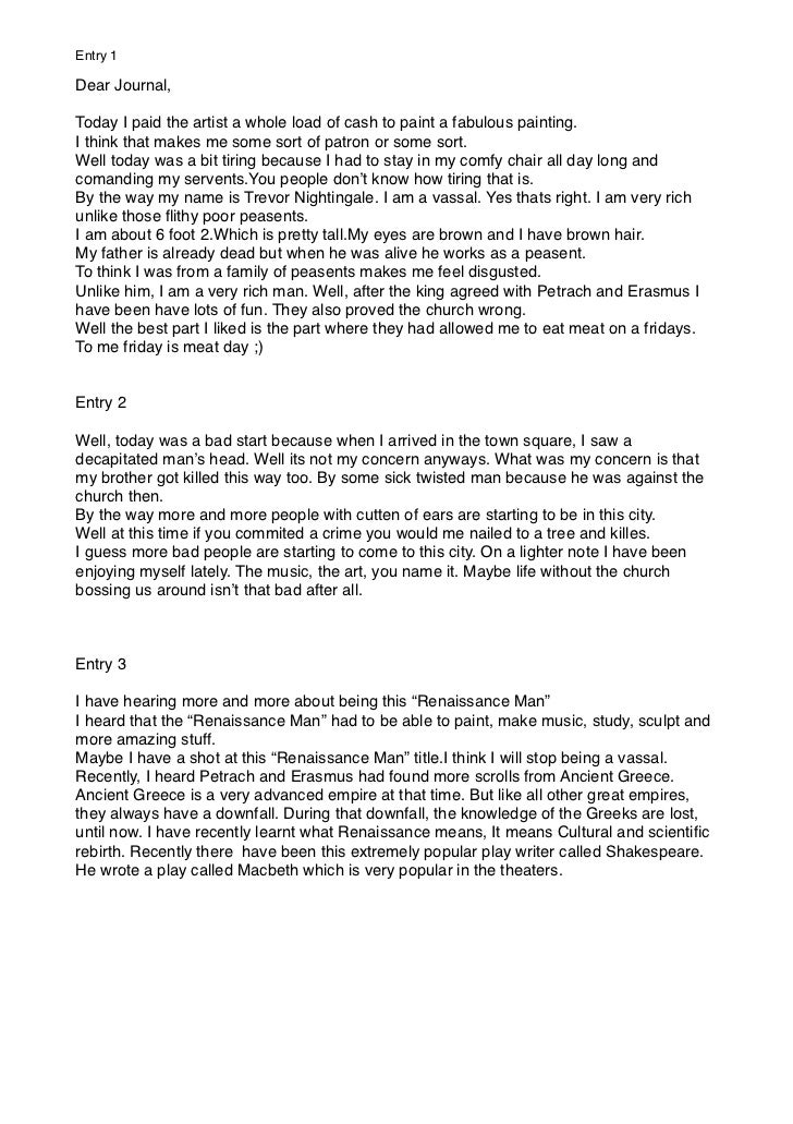 gordie s diary entry Read and search public diary entries everyone can have their own personal online diary or journal on the internet - it's free at my-diaryorg.