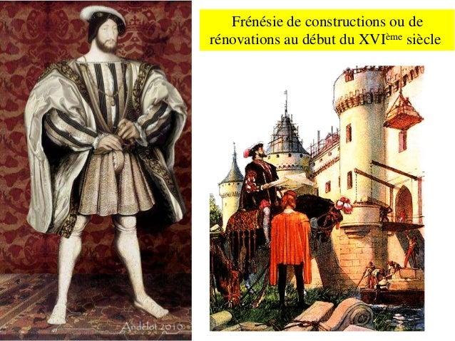Renaissance en France diaporama animé Slide 2