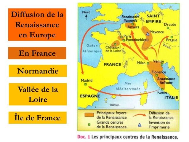 Renaissance en France diaporama animé Slide 3