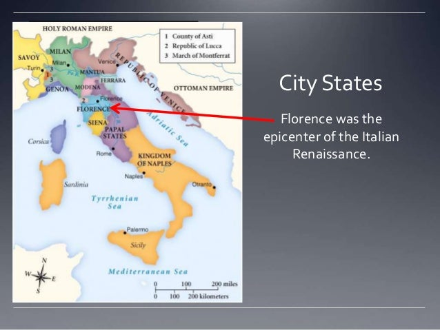 Renaissance in italy 2 city states sciox Choice Image