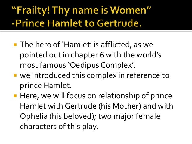 hamlet ophelia discuss how the Free hamlet ophelia papers, essays horatio is used as a foil for hamlet, the person to whom hamlet can discuss his course of action and act like his true self.