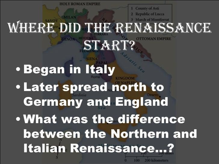 Renaissance Power Point Slide 3