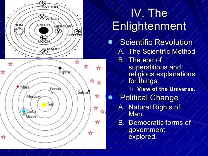 reformation revolution enlightenment The enlightenment is commonly dated to the middle of the eighteenth century and the activity of the philosophes, the french rationalist philosophers who fully articulated the values and consequences of enlightenment thought.