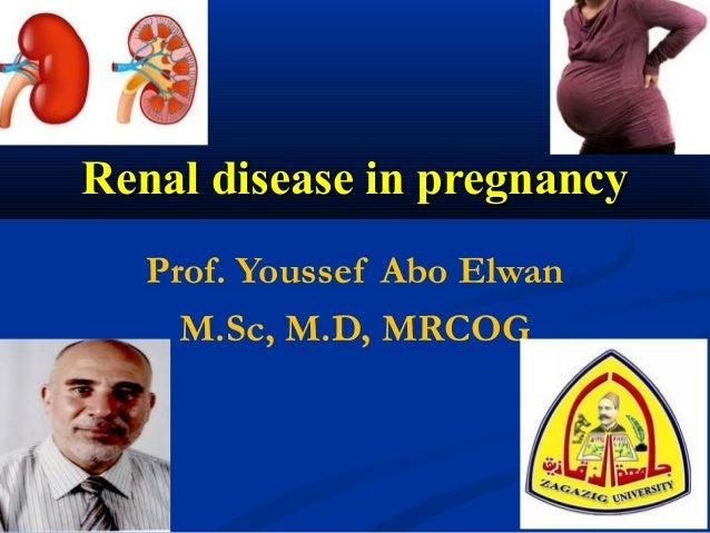 Renal Disease In Pregnency