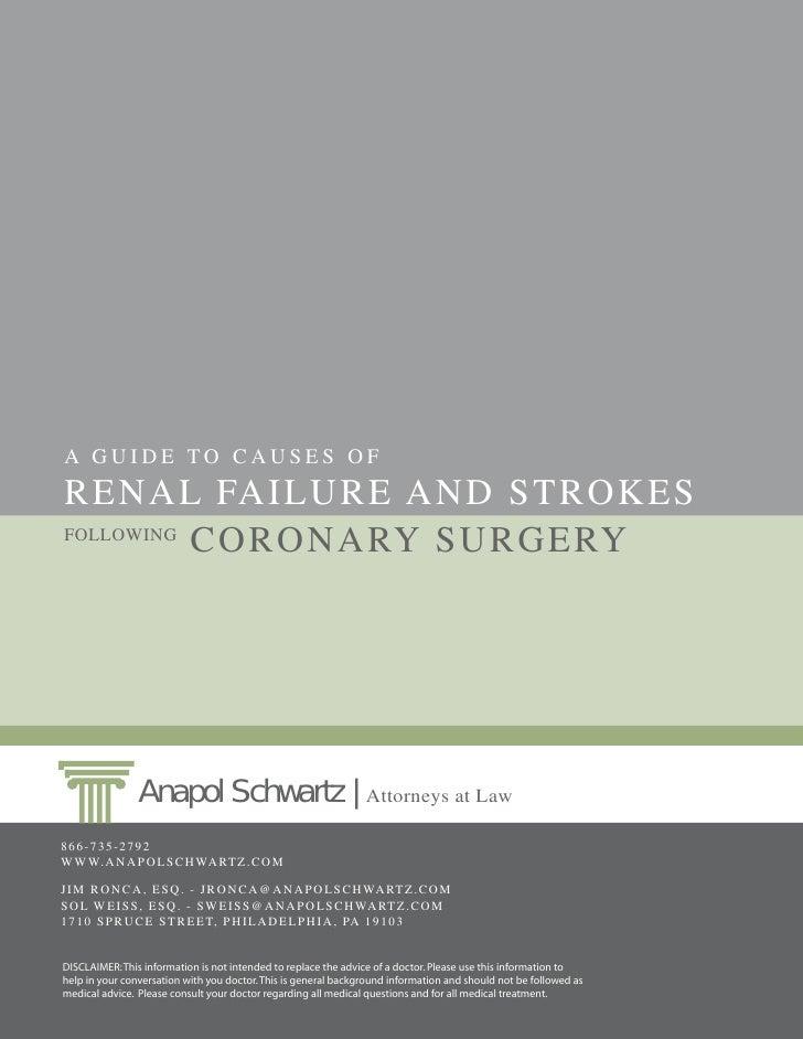 Renal Failure Guide