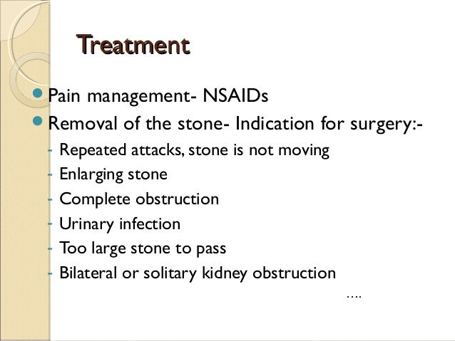 Modern management of stone disease in patients with a solitary kidney