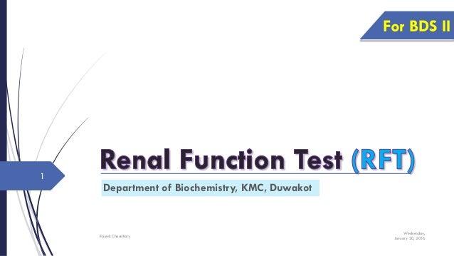 Department of Biochemistry, KMC, Duwakot Wednesday, January 20, 2016 Rajesh Chaudhary 1 For BDS II