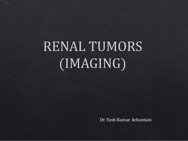 Dr. Yash Kumar Achantani OSR