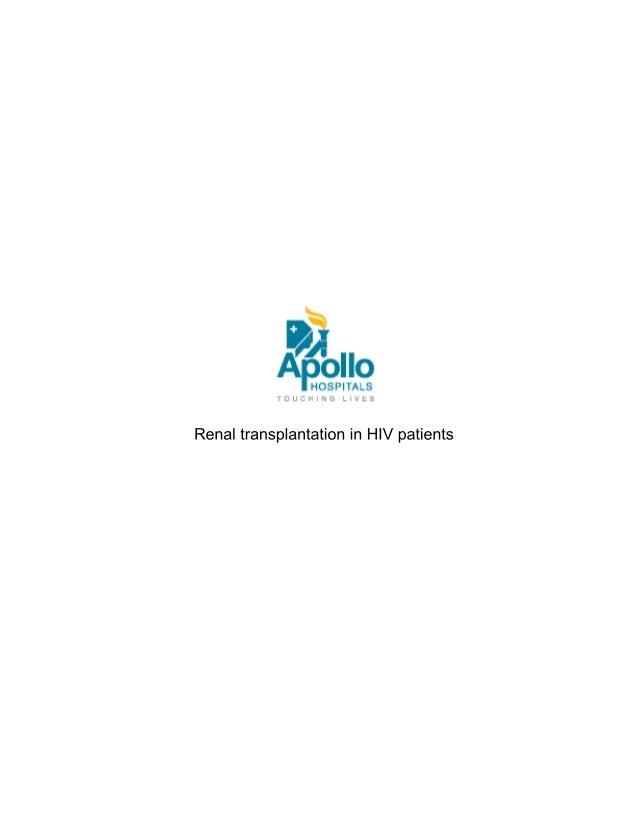 RenaltransplantationinHIVpatients