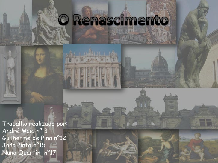 Trabalho realizado por: André Maia nº 3 Guilherme de Pina nº12 João Pinto nº15 Nuno Quartín nº17