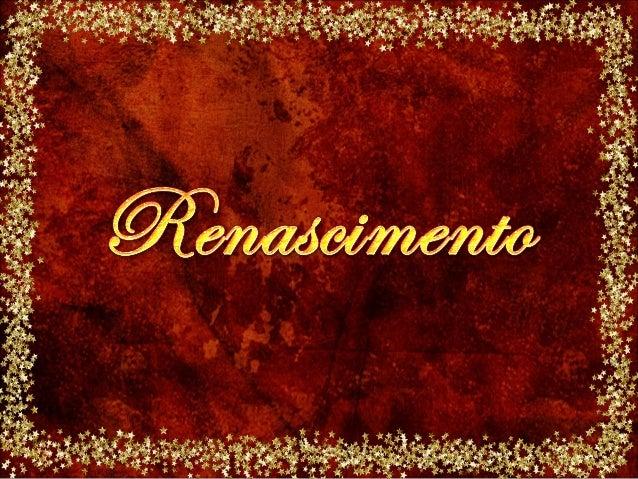 O que érenascerRenascer da antiguidade       clássica  Gregos e Romanos