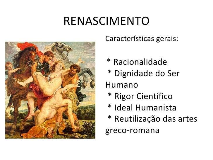 Renascimento Slide 2