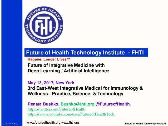 AI Doctor - Future of Integrative Medicine with Deep
