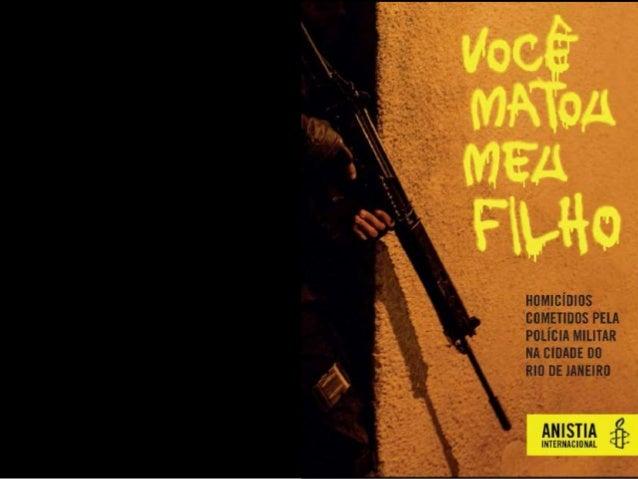 Homicídios decorrentes de intervenção policial / autos de resistência , Rio de Janeiro, 2005 – 2014 (fonte: ISP)
