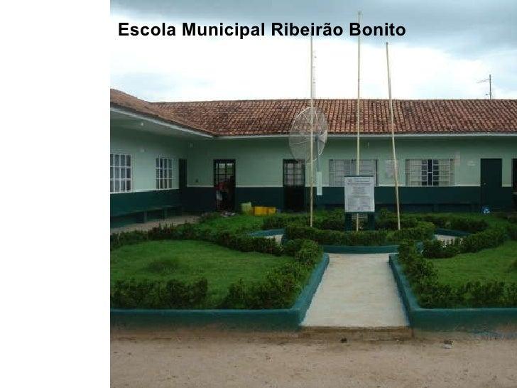 Escola Municipal Ribeirão Bonito