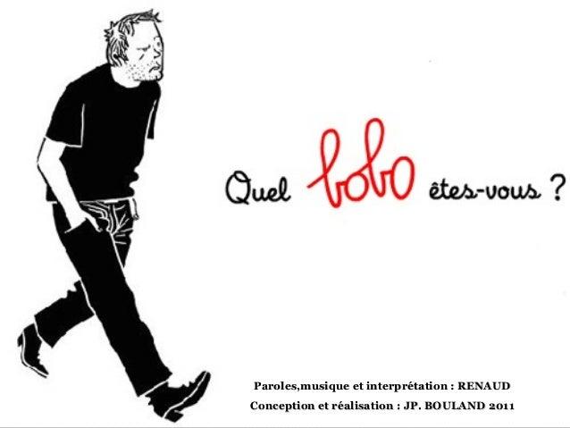 Renaud les bobos
