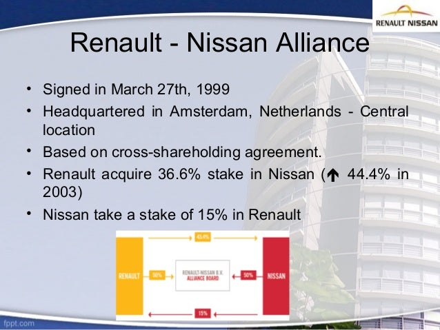 renaultnissan the making of a global Carlos ghosn, chairman of the renault-nissan-mitsubishi alliance, said  and  three major automakers in china have joined hands in making.