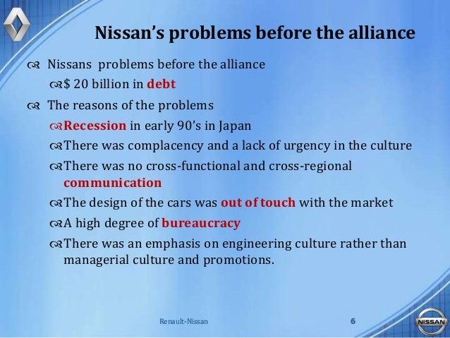 renault nissan case study