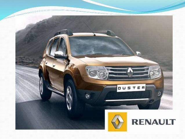 Renaultindiaprivatelimited