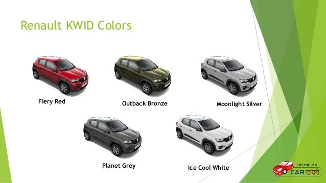 Renault Kwid Launched In India For Inr 2 56 Lac