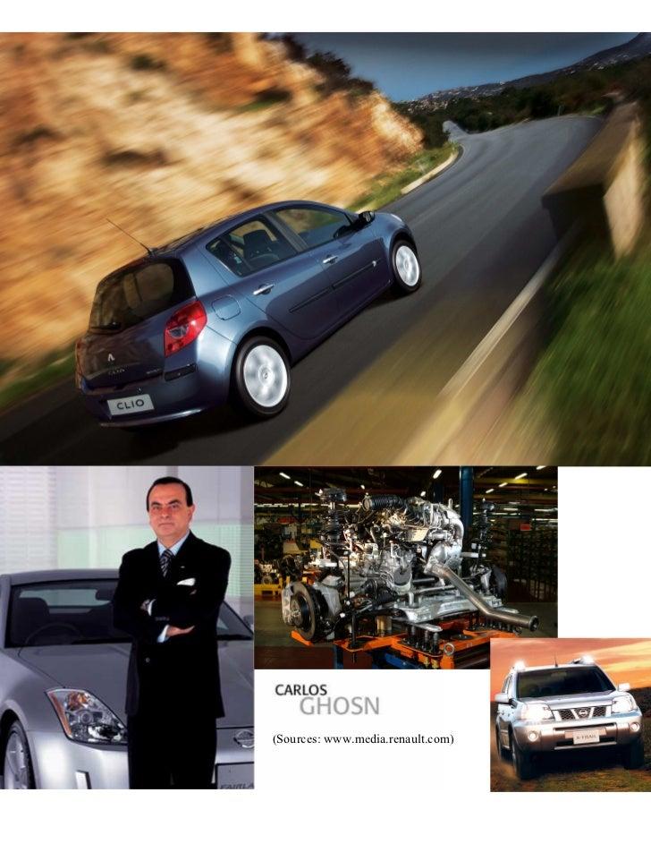 Nissan Motor Case Analysis