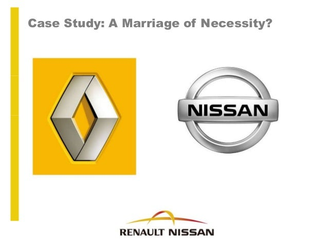 renault nissan case study essays Dissertation and essay samples:a micro-macro-strategic analysis on nissan   in that case, customers have more opportunity to compare the variation in value   nissan alliances with renault and daimler bring improvement on company.