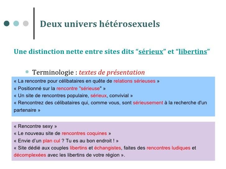nouveau site libertin libertine france