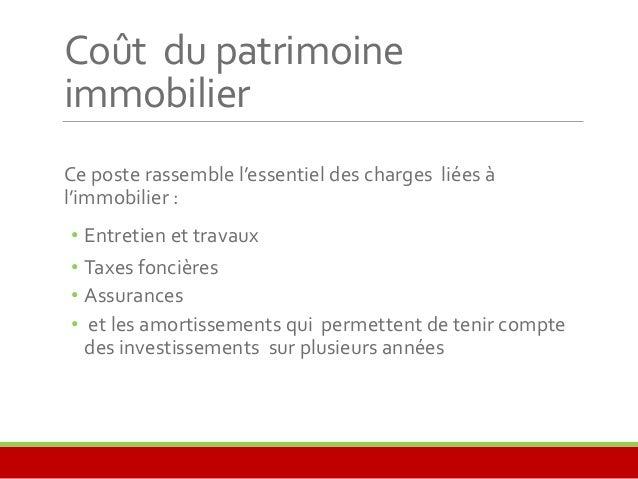 Le coût de la maison  diocésaine  • Un coût par jour calendaire (365) de 604 €  • En 2013 , les recettes n'ont représenté ...
