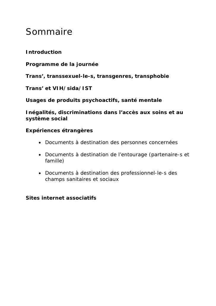 """Rencontre du CRIPS / Act Up-Paris """"Personnes trans : quels enjeux de … slideshare - 웹"""