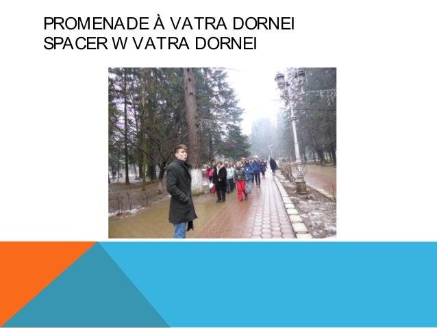 Rencontre en Roumanie  Slide 3