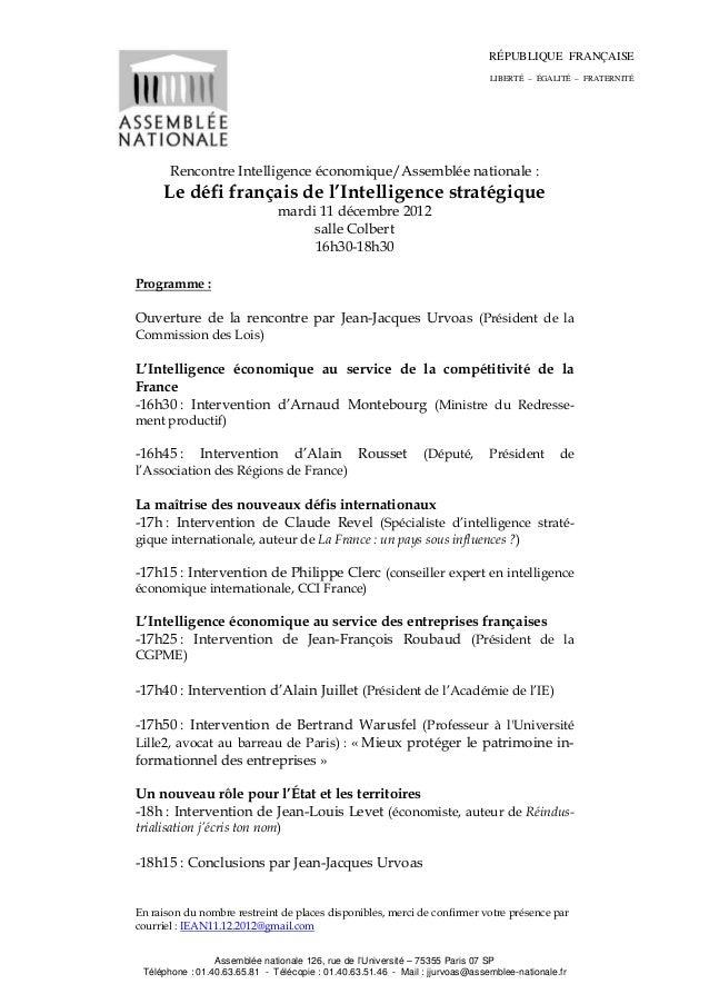 RÉPUBLIQUE FRANÇAISE                                                                               LIBERTÉ – ÉGALITÉ – FRA...