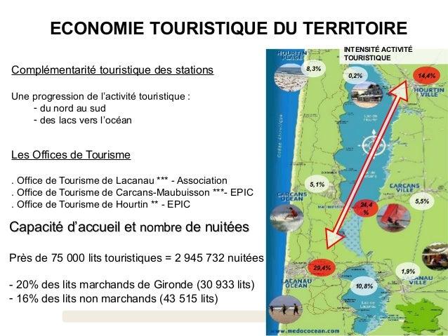 Strat gie d 39 accueil m doc oc an - Carcans maubuisson office de tourisme ...