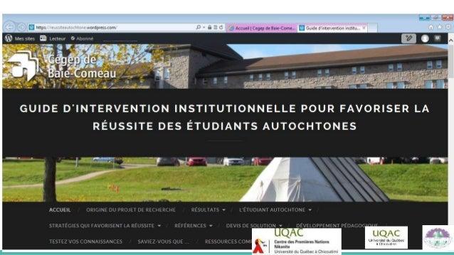 Louise Lachapelle, coresponsable de l'équipe Mamu minu-tutamutau. Professeure et chercheure au Collège de Maisonneuve depu...