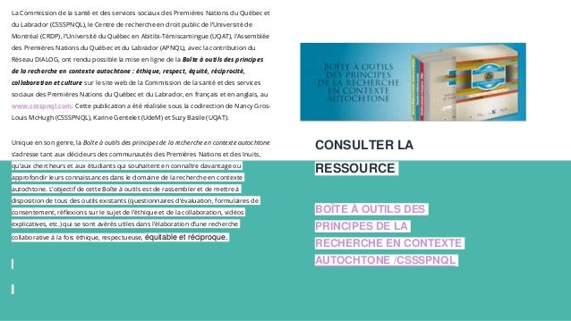 Réciprocité Rencontres autochtones - Collège de Ahuntsic - Opitciwan Anthropologie - Collège Vanier - Innus Eeyou Stage en...