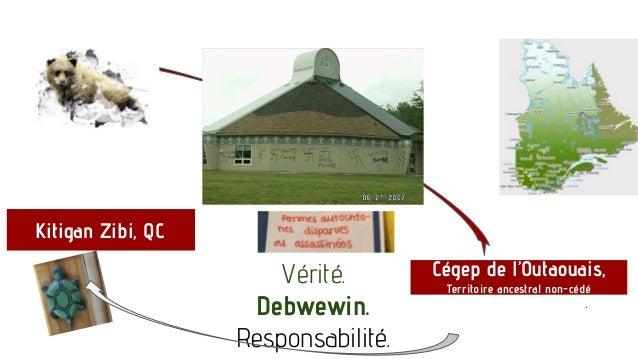 94 Appels à l'action Commission de Vérité et réconciliation (2015) http://kagagi.squarespace.com/art-gallery/
