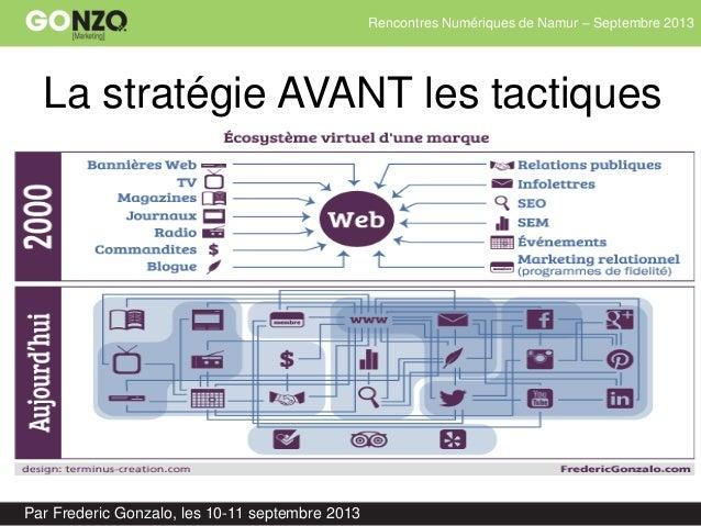 ANT2 - La mise en place d'un calendrier tactique e-touristique par Frédéric Gonzalo Slide 2