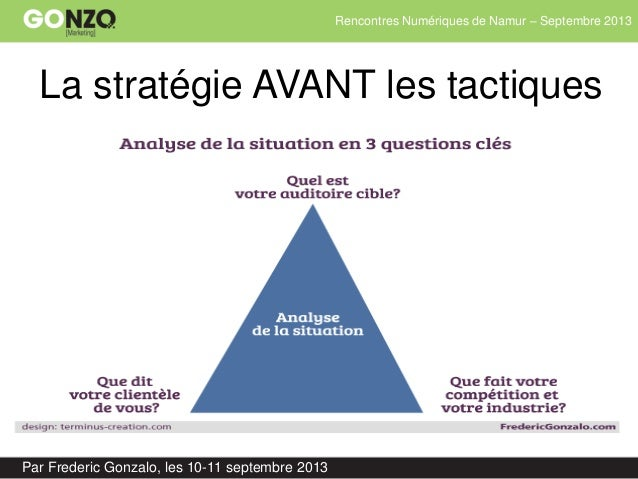 ANT2 - La mise en place d'un calendrier tactique e-touristique par Frédéric Gonzalo Slide 3