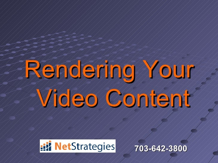 Video Compression Formats