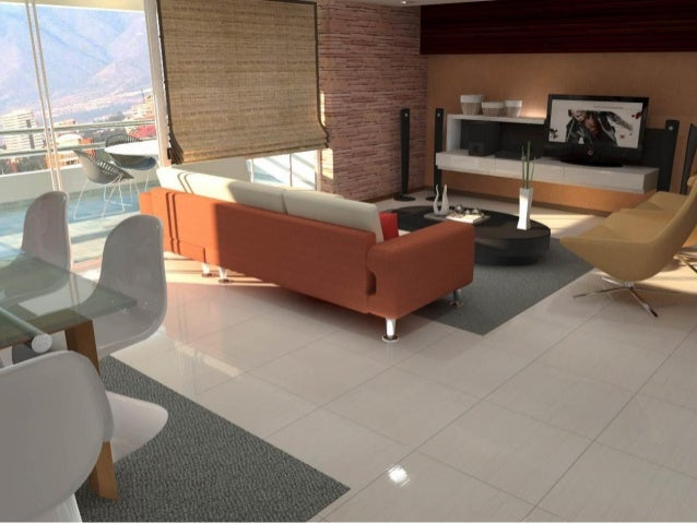 Renders interiores