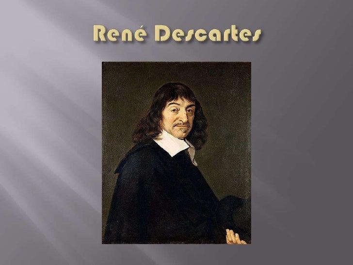 René Descartes<br />