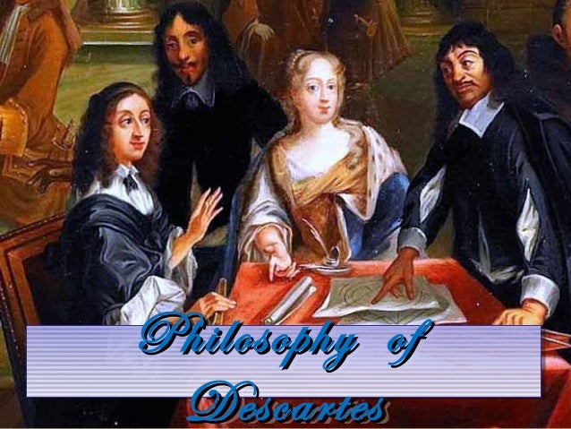 • He expresses his doubts of the existence of all things, especially materialistic objects. • Descartes did not believe th...