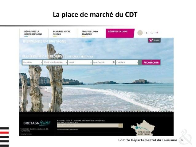 La place de marché du CDT 60