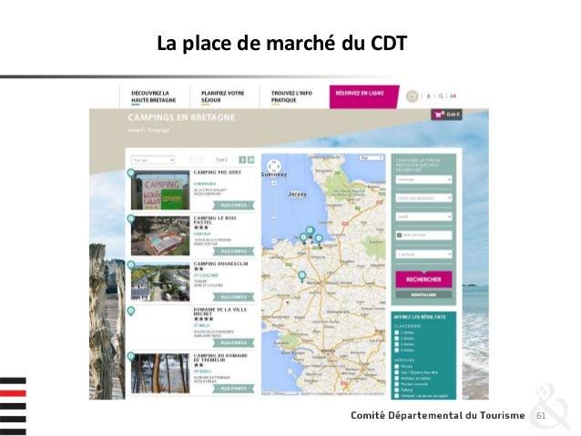 La place de marché du CDT 61